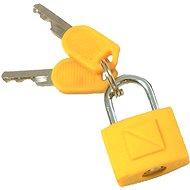 TravelBlue TB024 2 ks žltý - Zámok na batožinu