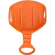 Klzák na sneh Plus oranžový - Klzák
