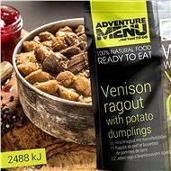 AdventureMenu - Jelenie ragú so zemiakovými špalíčkami - MRE