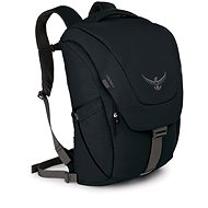 Osprey Flap Jack Pack black - Mestský batoh
