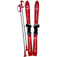 ACRA Baby Ski 90 cm červená - Lyžiarska súprava