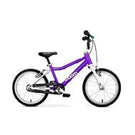 """Woom 3 purple (2017) - Detský bicykel 16"""""""
