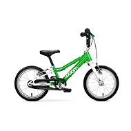 "Woom 2 green - Detský bicykel 14"""