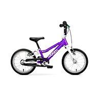 """Woom 2 purple (2017) - Detský bicykel 14"""""""