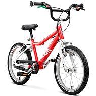 "Woom 3 red (2016) - Detský bicykel 16"""