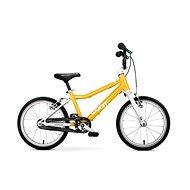 "Woom 3 yellow - Detský bicykel 16"""