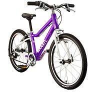 """Woom 4 purple (2017) - Detský bicykel 20"""""""