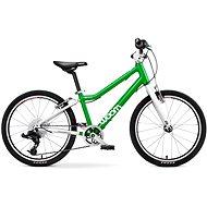 "Woom 4 green (2017) - Detský bicykel 20"""