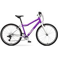 """Woom 5 purple (2017) - Detský bicykel 24"""""""