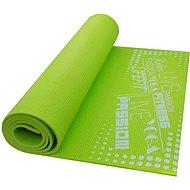 Lifefit Slimfit gymnastická svetlo zelená - Podložka na cvičenie