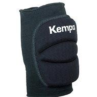 Kempa Knee indoor protector padded čierne veľ. L - Chrániče na kolená