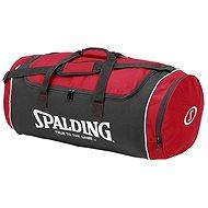 Spalding Tube Sport bag 80 l veľkosť L červeno/čierna - Taška cez rameno