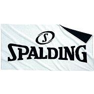 Spalding Bathing Towel bielo-čierny - Uterák