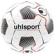 Uhlsport Tri Concept 2.0 Soccer Pro – white/black/magenta – veľ. 5 - Futbalová lopta