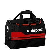 Uhlsport Basic Line 2.0 Players Bag – black/red 50 L - Športová taška