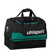 Uhlsport Basic Line 2.0 Players Bag – black/lagune 50 L - Športová taška