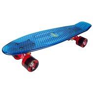 """Area candy board priehľadný modrý 22"""" - Plastový skateboard"""