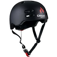 Prilba na bicykel Chilli Inmold helma čierna
