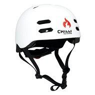 Chilli Inmold prilba biela L - Cyklistická helma