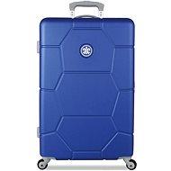 Suitsuit TR-1225/3-M ABS Caretta Dazzling Blue - Cestovný kufor