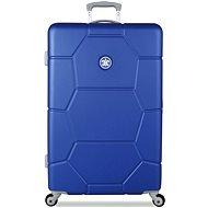 Suitsuit TR-1225/3-L ABS Caretta Dazzling Blue - Cestovný kufor
