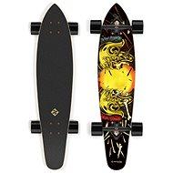 "Street Surfing Kicktail 36"" Spartan - artist series - Longboard"