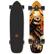 "Street Surfing Freeride 36"" Owl – artist series - Longboard"