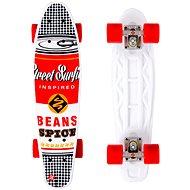 Street Surfing Pop Board Souper Black Dot - Plastový skateboard
