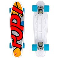 Street Surfing Pop Board Souper Popsi Yellow - Plastový skateboard