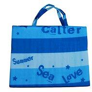 Plážové ležadlo Calter, modré - Podložka