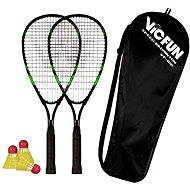 Vicfun Speed badminton set 100 - Súprava na crossminton