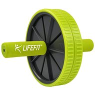 Lifefit Exercise wheel Duo - Posilňovacie koliesko