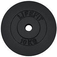 Kotúč Lifefit 10 kg/tyč 30 mm