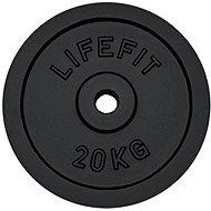 Kotúč Lifefit 20 kg / tyč 30 mm - Kotúč