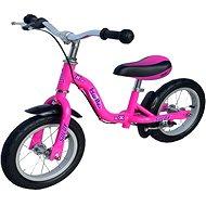 Sulov Bella 12'' ružové - Športové odrážadlo