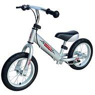 """Sulov Corsa 12"""" silver - Balance Bike"""