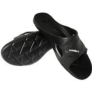 Umbro One Shot Slide black veľkosť 8 - Papuče
