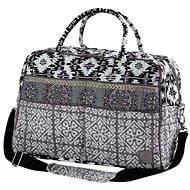 Prana Bhakti Weekender Bag, Silver - Taška