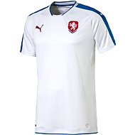 Puma Czech Republic Away white M - Dres