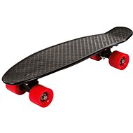 Street Surfing Fizz board black/red - Plastový skateboard