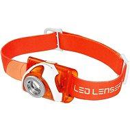 Ledlenser SEO 3 orange - Čelovka