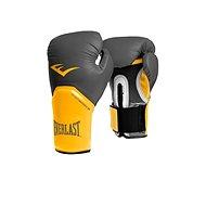 Everlast ProStyle Elite 14 oz. sivá/oranžová - Boxerské rukavice