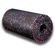 Blackroll čierno-červený - Masážny valček