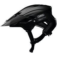 ABUS Montrailer velvet black - Prilba na bicykel