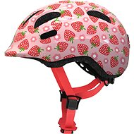 Prilba na bicykel ABUS Smiley 2.1 rose strawberry S