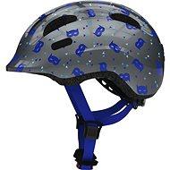 ABUS Smiley 2.1 blue mask M - Prilba na bicykel