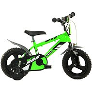 Dino bikes 12 green R88 (2017) - Children's Bike 12""