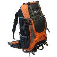 Brother Mountains 60 orange / black - Turistický batoh