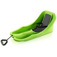 Plastkon Boby Baby Rider green - Sledge