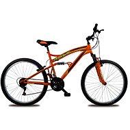 """Bolt 24"""" oranžový - Detský bicykel 24"""""""